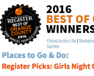 OC Register: Best of Orange County