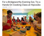 Coronado Times: For a bridgeworthy evening out, try Hipcooks