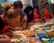 CISL: Cooking Classes in SD