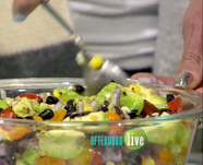 KATU Video: Black bean salad