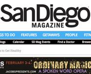 SD Magazine: 36 Ways to Get Healthy