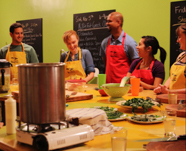 San Diego Food Stuff: review of Soup Class