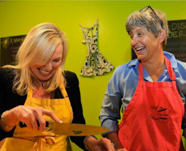 SD Tribune: Hip cooking school serves up big fun