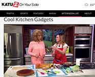 KATU video: cool kitchen gadgets