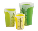 Pinch & Pour Beakers (Green)