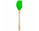 Spatula - Wooden Handle (Green)