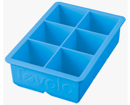 King Cube Tray (Blue)