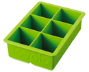 King Cube Tray (Green)