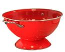 Large Colander (Red)