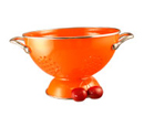 Small Colander (Orange)